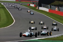 Silverstone Classic 28-30 July 2017 At the Home of British Motorsport GARSIDE Andrew, Lotus 20Free for editorial use only Photo credit – JEP