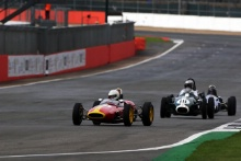 Silverstone Classic 28-30 July 2017 At the Home of British Motorsport MUELLER Arlette, Lotus 22Free for editorial use only Photo credit – JEP