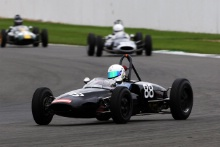 Silverstone Classic 28-30 July 2017 At the Home of British Motorsport HALUSA Lukas, Lotus 20 Free for editorial use only Photo credit – JEP