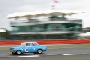 Silverstone Classic 28-30 July 2017At the Home of British MotorsportJohn Fitzpatrick U2TCPATTERSON Stuart, DUNBAR Warren, BMW 1800 Ti Free for editorial use onlyPhoto credit –  JEP
