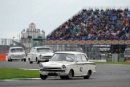 Silverstone Classic 28-30 July 2017At the Home of British MotorsportJohn Fitzpatrick U2TCSPIERS John, Ford CortinaFree for editorial use onlyPhoto credit –  JEP