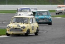 Silverstone Classic 28-30 July 2017At the Home of British MotorsportJohn Fitzpatrick U2TC LOW Raymond, Austin Mini Cooper SFree for editorial use onlyPhoto credit –  JEP