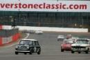 Silverstone Classic 28-30 July 2017At the Home of British MotorsportJohn Fitzpatrick U2TC CHURCHILL Graham, BALDWIN Peter,  Austin Mini Cooper SFree for editorial use onlyPhoto credit –  JEP