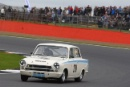 Silverstone Classic 28-30 July 2017At the Home of British MotorsportJohn Fitzpatrick U2TCJEWELL Marcus, MYERS Robert, Ford Consul CortinaFree for editorial use onlyPhoto credit –  JEP