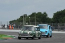 Silverstone Classic 28-30 July 2017At the Home of British MotorsportJohn Fitzpatrick U2TCMIDDLEHURST Chris, MIDDLEHURST Andy, Morris Mini Cooper S Free for editorial use onlyPhoto credit –  JEP