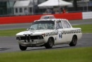 Silverstone Classic 28-30 July 2017At the Home of British MotorsportJohn Fitzpatrick U2TCJAMES Peter, LETTS Alan, BMW 1800 Ti Free for editorial use onlyPhoto credit –  JEP
