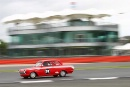 Silverstone Classic 28-30 July 2017At the Home of British MotorsportJohn Fitzpatrick U2TCPERFETTI Ambrogio, ROVELLI Oscar, Ford Lotus CortinaFree for editorial use onlyPhoto credit –  JEP