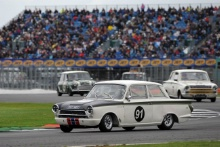 Silverstone Classic 28-30 July 2017At the Home of British MotorsportJohn Fitzpatrick U2TCSTROMMEN Martin, Ford Lotus CortinaFree for editorial use onlyPhoto credit –  JEP