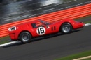 Silverstone Classic 28-30 July 2017 At the Home of British Motorsport HALUSA Lukas, HALUSA Martin, Ferrari 250GT Free for editorial use only Photo credit – JEP