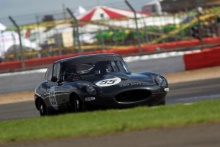 Silverstone Classic 28-30 July 2017 At the Home of British Motorsport MELLING Martin, HALL Rob, Jaguar E-Type FHCFree for editorial use only Photo credit – JEP