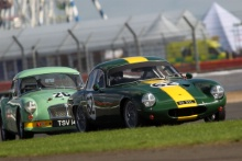 Silverstone Classic 28-30 July 2017 At the Home of British Motorsport Perfetti-Rovelli Lotus EliteFree for editorial use only Photo credit – JEP