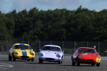 Silverstone Classic 28-30 July 2017 At the Home of British Motorsport JEFFERIES Simon, TYZACK Richard, Abarth BialberoFree for editorial use only Photo credit – JEP