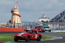 Silverstone Classic 28-30 July 2017 At the Home of British Motorsport HUNT Martin, BLAKENEY-EDWARDS Patrick, AC Cobra Free for editorial use only Photo credit – JEP