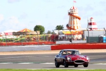 Silverstone Classic 28-30 July 2017 At the Home of British Motorsport COTTINGHAM James, STANLEY Harvey, Jaguar E-Type Free for editorial use only Photo credit – JEP