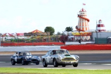 Silverstone Classic 28-30 July 2017 At the Home of British Motorsport NAISMITH Nick, NAISMITH Harry, Aston Martin DB4GTFree for editorial use only Photo credit – JEP