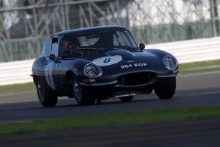 Silverstone Classic 28-30 July 2017 At the Home of British Motorsport CLARK John, Jaguar E-Type FHCFree for editorial use only Photo credit – JEP