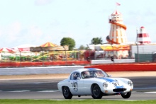 Silverstone Classic 28-30 July 2017 At the Home of British Motorsport ATKINS Nick, STIRLING Oliver, Lotus EliteFree for editorial use only Photo credit – JEP