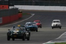 Silverstone Classic 28-30 July 2017At the Home of British MotorsportRAC Tourist Trophy for Pre 63 GTVANDYK Edward, MG MGA Twin Cam Free for editorial use onlyPhoto credit –  JEP