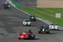 Silverstone Classic 28-30 July 2017At the Home of British MotorsportRAC Tourist Trophy for Pre 63 GTNAGAMATSU Ernest,  MCCLURG Sean, Porsche 356 SpeedsterFree for editorial use onlyPhoto credit –  JEP