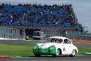 Silverstone Classic 28-30 July 2017At the Home of British MotorsportRAC Tourist Trophy for Pre 63 GTBURNETT Gareth, Porsche 356 Pre-AFree for editorial use onlyPhoto credit –  JEP