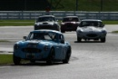 Silverstone Classic 28-30 July 2017At the Home of British MotorsportRAC Tourist Trophy for Pre 63 GT HUNT Theo, GRANT-PETERKIN  Mike, Austin Healey 3000Free for editorial use onlyPhoto credit –  JEP
