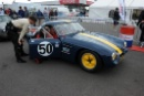 Silverstone Classic 28-30 July 2017At the Home of British MotorsportRAC Tourist Trophy for Pre 63 GTDUTTON Ivan, CHUDECKI Paul, TVR Grantura MkII LightweightFree for editorial use onlyPhoto credit –  JEP