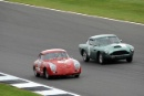 Silverstone Classic 28-30 July 2017At the Home of British MotorsportRAC Tourist Trophy for Pre 63 GT WRIGHT Steve, CLARK Ian, Porsche 356A SuperFree for editorial use onlyPhoto credit –  JEP