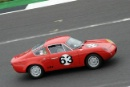 Silverstone Classic 28-30 July 2017At the Home of British MotorsportRAC Tourist Trophy for Pre 63 GT JEFFERIES Simon, TYZACK Richard, Abarth BialberoFree for editorial use onlyPhoto credit –  JEP