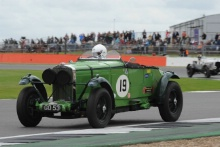 Silverstone Classic 28-30 July 2017At the Home of British MotorsportKidston Trophy Pre War LUNN Chris, Talbot 105 Sports 'Team Car'Free for editorial use
