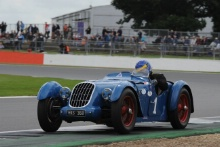 Silverstone Classic 28-30 July 2017At the Home of British MotorsportKidston Trophy Pre WarSTRETTON Sam, Alta SportsFree for editorial use