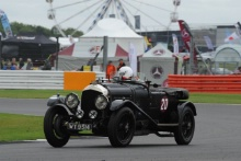 Silverstone Classic 28-30 July 2017At the Home of British MotorsportKidston Trophy Pre WarBELL Alex, WELCH Jeremy, Bentley 3/41/2Free for editorial use