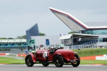 Silverstone Classic 28-30 July 2017At the Home of British MotorsportKidston Trophy Pre WarLITTLEWOOD Mike, LITTLEWOOD Alistair, Bentley 3/41/2Free for editorial use
