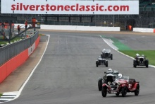 Silverstone Classic 28-30 July 2017At the Home of British MotorsportKidston Trophy Pre WarBUXTON Roger, HALL Andrew,  Alfa Romeo 6cFree for editorial use