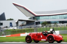 Silverstone Classic 28-30 July 2017At the Home of British MotorsportKidston Trophy Pre WarDUBSKY Peter,  Aston Martin 15/98 2-seaterFree for editorial use