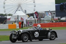Silverstone Classic 28-30 July 2017At the Home of British MotorsportKidston Trophy Pre War SWETE Trevor, Invicta S-typeFree for editorial use