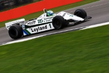 Silverstone Classic 28-30 July 2017 At the Home of British Motorsport Nick Padmore, Williams FW07CFree for editorial use only Photo credit – JEP