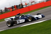 Silverstone Classic 28-30 July 2017 At the Home of British Motorsport SCEMAMA Philippe, Surtees TS9BFree for editorial use only Photo credit – JEP