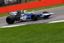 Silverstone Classic 28-30 July 2017 At the Home of British Motorsport DELANE John, Tyrrell 001Free for editorial use only Photo credit – JEP