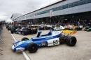Silverstone Classic 28-30 July 2017 At the Home of British Motorsport SHAW David, March 721Free for editorial use only Photo credit – JEP