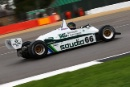 Silverstone Classic 28-30 July 2017 At the Home of British Motorsport DREELAN Tommy, Williams FW08Free for editorial use only Photo credit – JEP