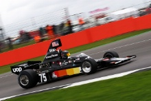 Silverstone Classic 28-30 July 2017 At the Home of British Motorsport FISKEN Gregor, Shadow DN5 Free for editorial use only Photo credit – JEP
