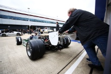 Silverstone Classic 28-30 July 2017 At the Home of British Motorsport BROWN Zak, Williams FW07Free for editorial use only Photo credit – JEP