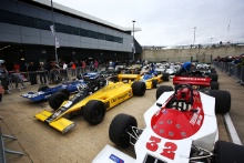 Silverstone Classic 28-30 July 2017 At the Home of British Motorsport FIA Masters Historic Formula OneFree for editorial use only Photo credit – JEP