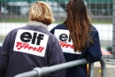 Silverstone Classic 28-30 July 2017 At the Home of British Motorsport Team TyrrellFree for editorial use only Photo credit – JEP