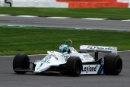 Silverstone Classic 28-30 July 2017At the Home of British MotorsportFIA Masters F1 Nick PadmoreFree for editorial use onlyPhoto credit –  JEP