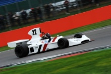 Silverstone Classic 28-30 July 2017At the Home of British MotorsportFIA Masters F1 HAGAN James, Hesketh 308BFree for editorial use onlyPhoto credit –  JEP