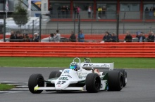 Silverstone Classic 28-30 July 2017At the Home of British MotorsportFIA Masters F1  WRIGLEY Mike, Williams FW07D Free for editorial use onlyPhoto credit –  JEP
