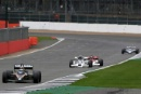 Silverstone Classic 28-30 July 2017At the Home of British MotorsportFIA Masters F1 KUBOTA Katsuaki, Tyrrell 012 Free for editorial use onlyPhoto credit –  JEP