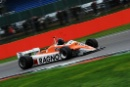 Silverstone Classic 28-30 July 2017At the Home of British MotorsportFIA Masters F1 ABBOTT David, Arrows A4Free for editorial use onlyPhoto credit –  JEP