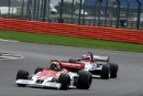 Silverstone Classic 28-30 July 2017At the Home of British MotorsportFIA Masters F1 HALL Philip, Theodore TR1Free for editorial use onlyPhoto credit –  JEP